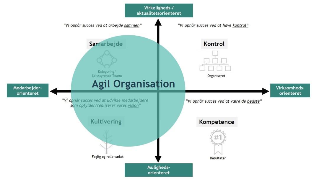 Agil organisation kultur